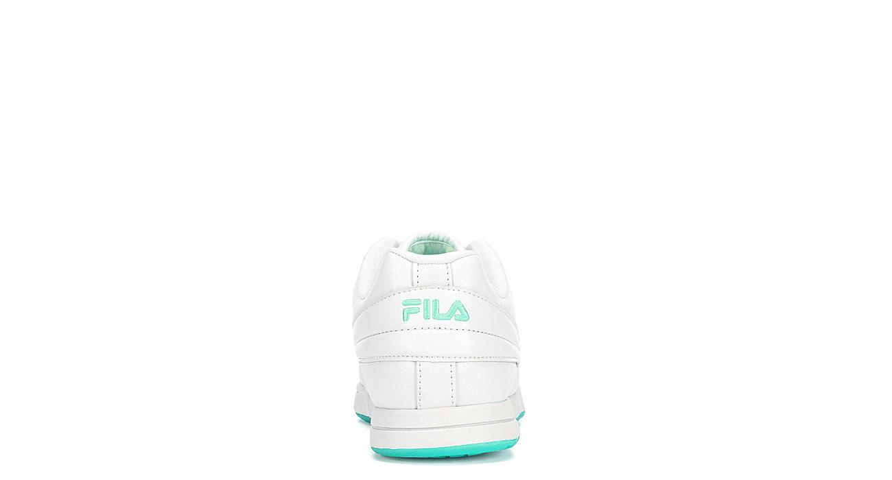 FILA Womens F89 Ice Low Sneaker - WHITE