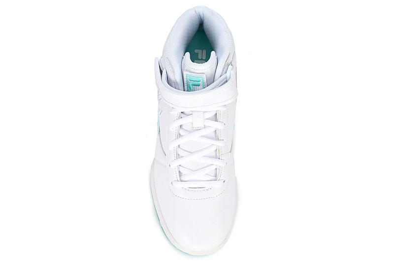 FILA Womens F89 Ice Hi - WHITE
