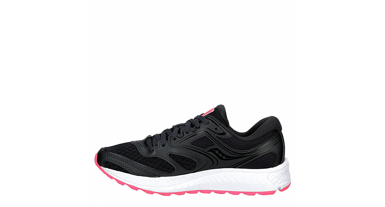 SAUCONY Womens Cohesion 12 - BLACK