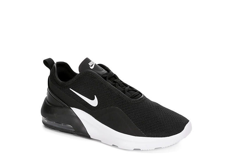 Maligno domingo Comité  Black Nike Womens Air Max Motion 2 Sneaker | Athletic | Rack Room Shoes