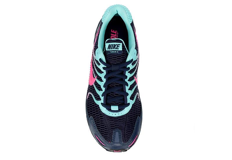 NIKE Womens Air Max Torch Sneaker - NAVY
