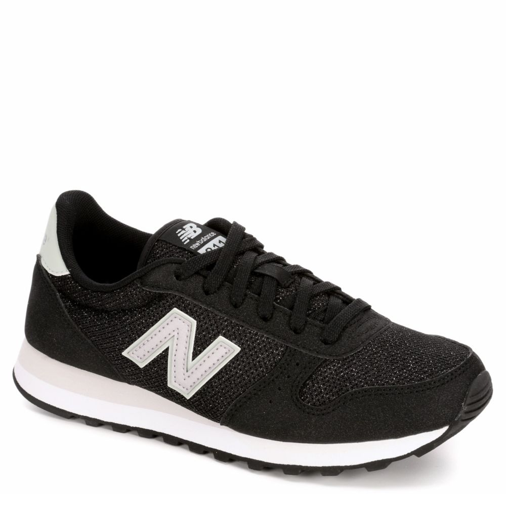new balance black womens shoes