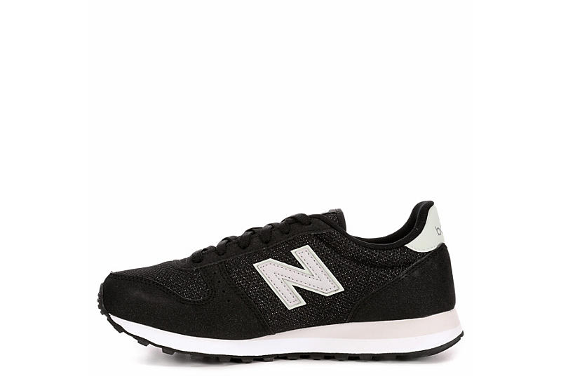 NEW BALANCE Womens 311 Sneaker - BLACK