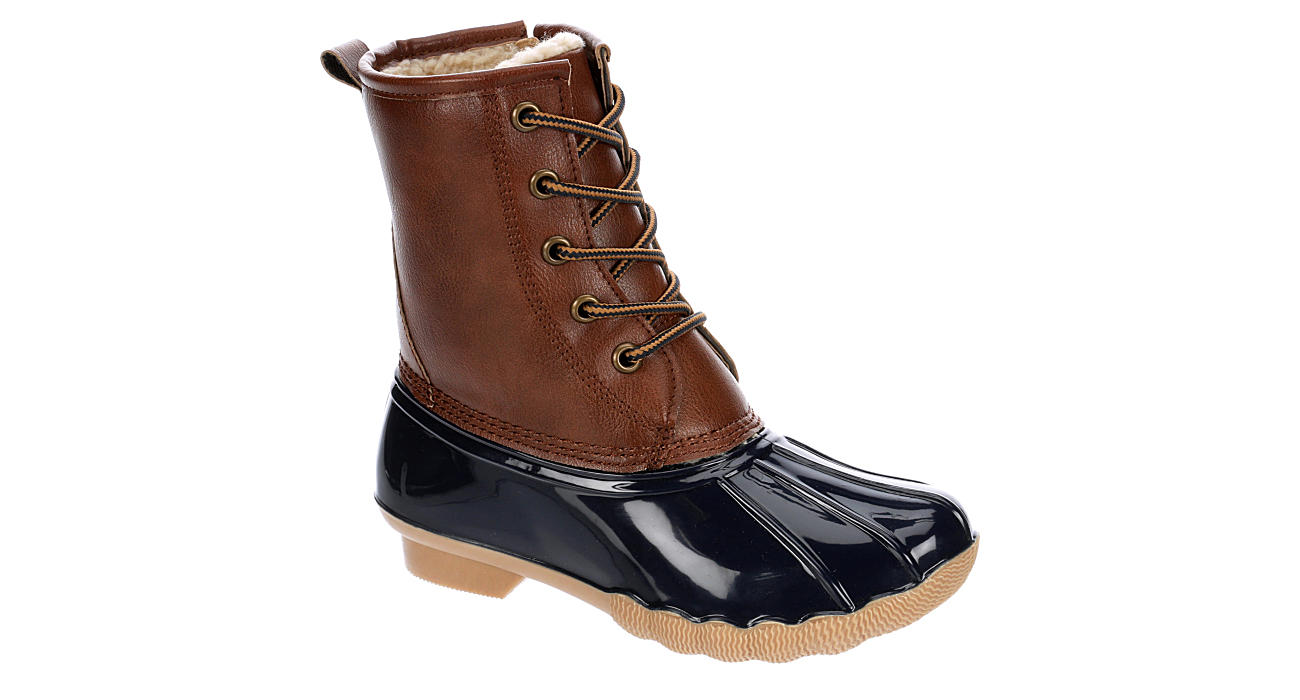 SPORTO Girls Sawyer Rain Boot - TAN