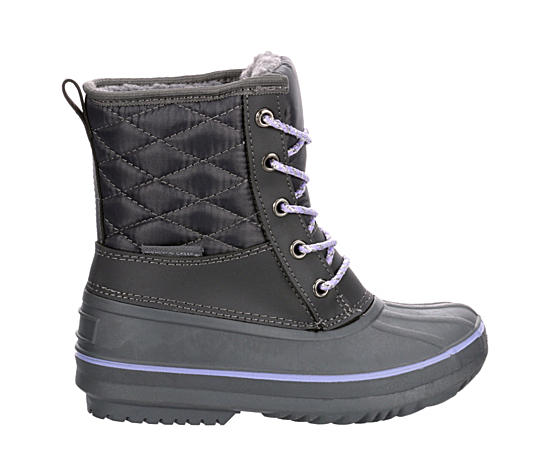 Girls Puddles Duck Boot