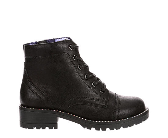 Girls Mtrance Combat Boot