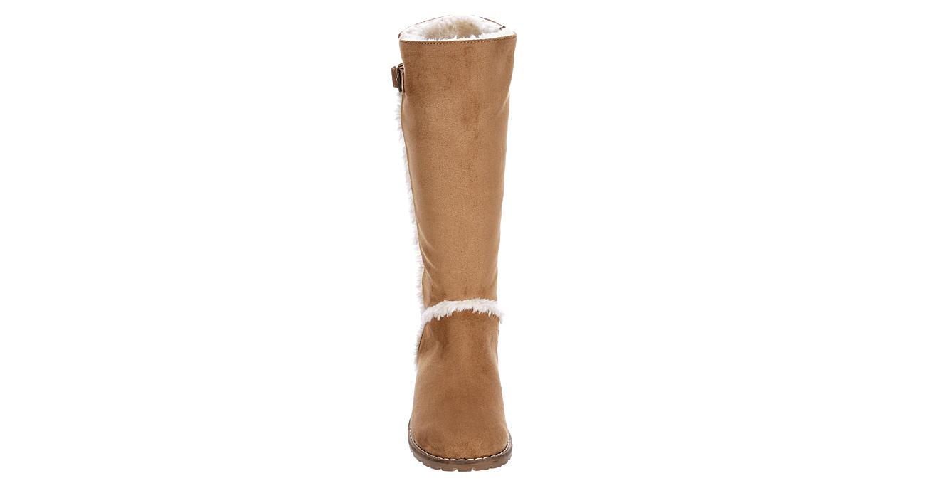 SOPHIE17 Girls Alli Tall Boot - CAMEL