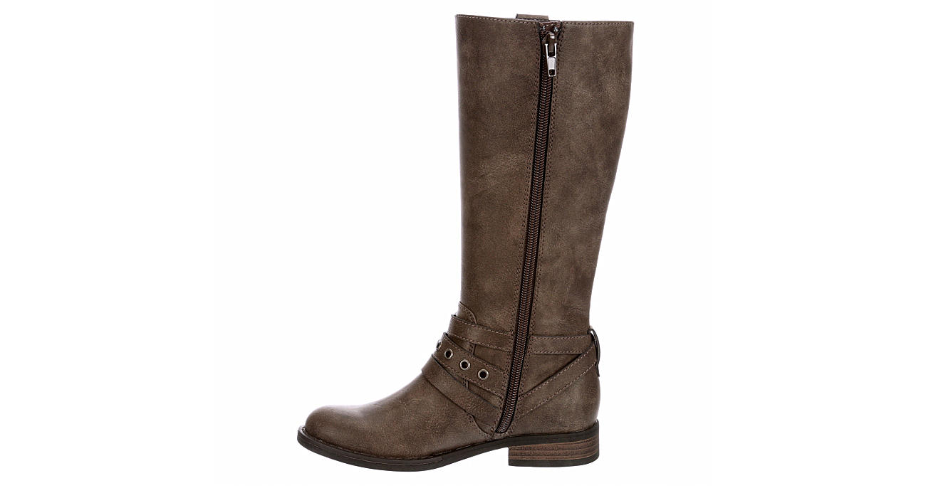 SOPHIE17 Girls Jessie Riding Boot - TAUPE