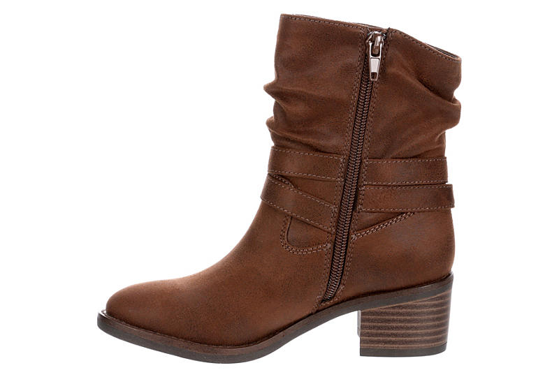 SOPHIE17 Girls Judd Boot - BROWN