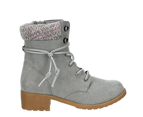 Girls Gwyn Combat Boot