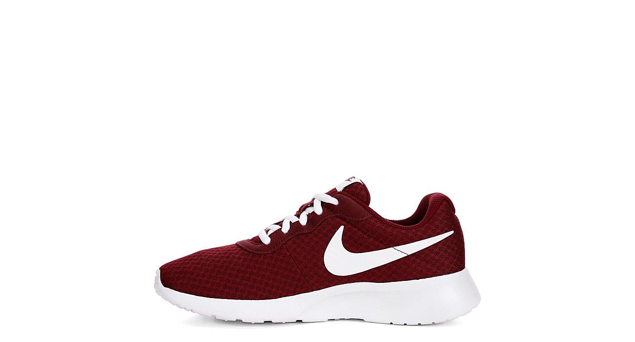 21ad36d5905 Dark Red Nike Tanjun Women s Running Shoe