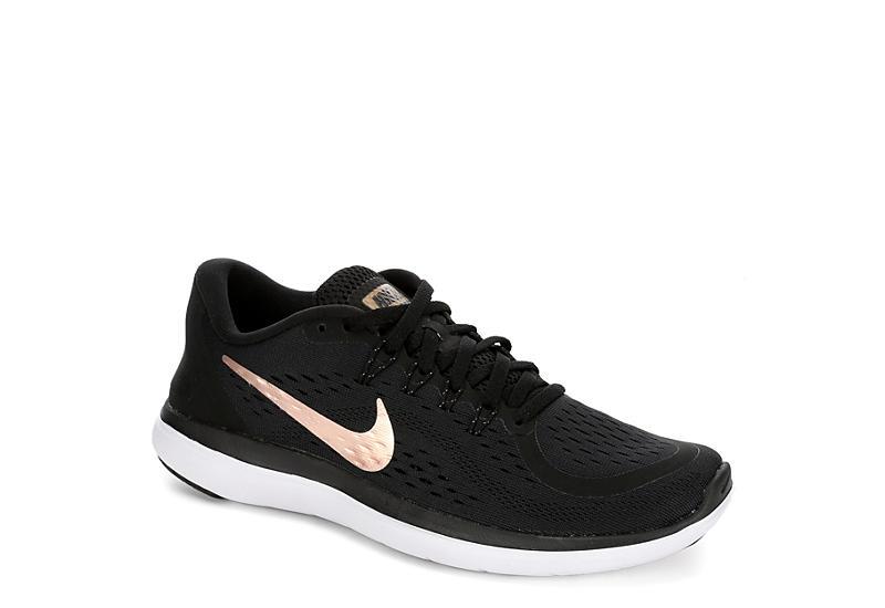 7104d21278da Nike Womens Flex 2017 Rn - Black