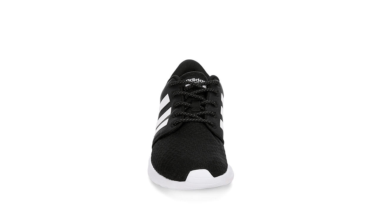 ADIDAS Womens Cloudfoam Qt Racer - BLACK