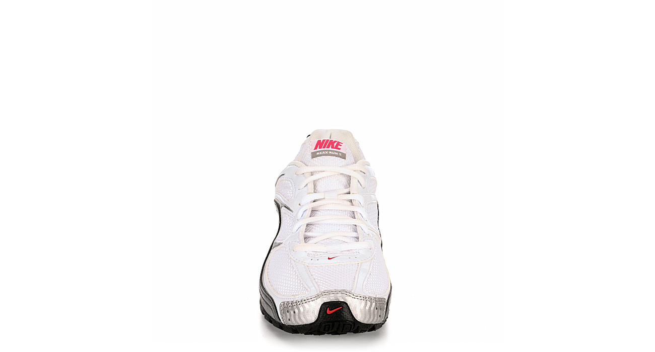 ee2a6b6359f White Nike Reax Run 5 Women s Running Shoes
