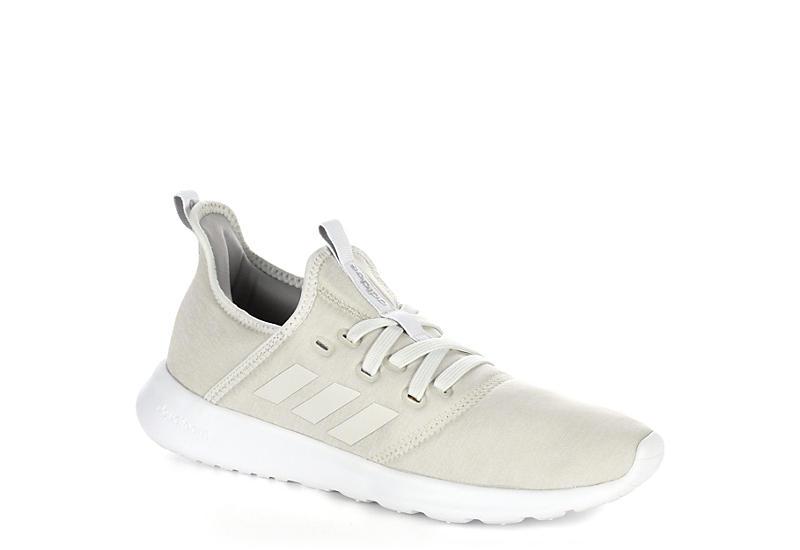 8c697cd04e7ae0 Adidas Womens Cloudfoam Pure - White