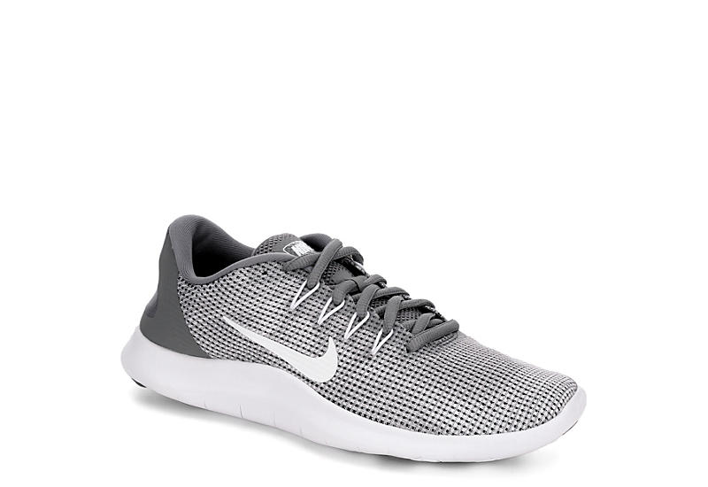 9d4acdab23 Grey Nike Womens Flex 2018 Rn
