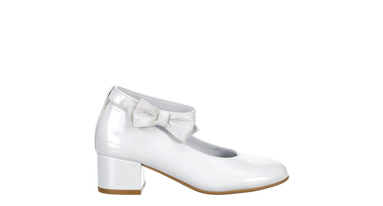 RACHEL SHOES Girls Janet - WHITE