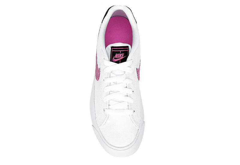 NIKE Womens Court Royale - WHITE