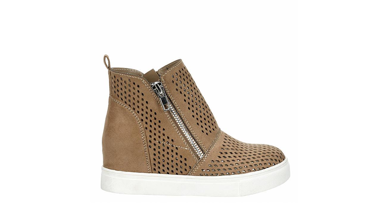 SOPHIE17 Girls Kinia Sneaker - TAUPE