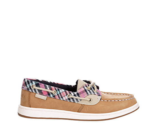 Girls Coastfish Boat Shoe