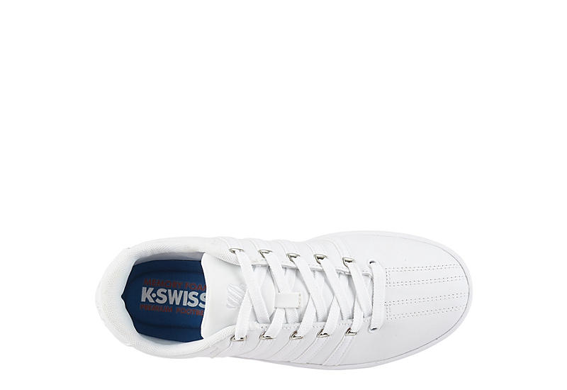 daa96afa3fc35c White K-swiss Womens Court Pro 2 | Sneakers | Rack Room Shoes
