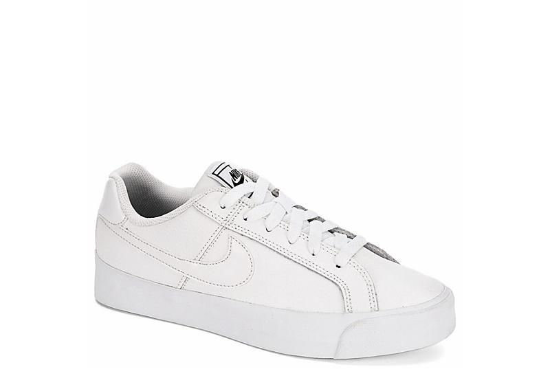 NIKE Womens Court Royale Ac Sneaker - WHITE