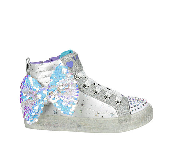 Girls Shuffle Brights Light Up Sneaker