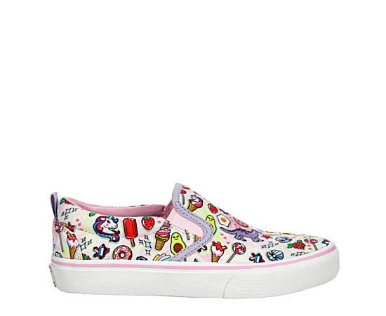 Girls Marley Jr Slip On Sneaker