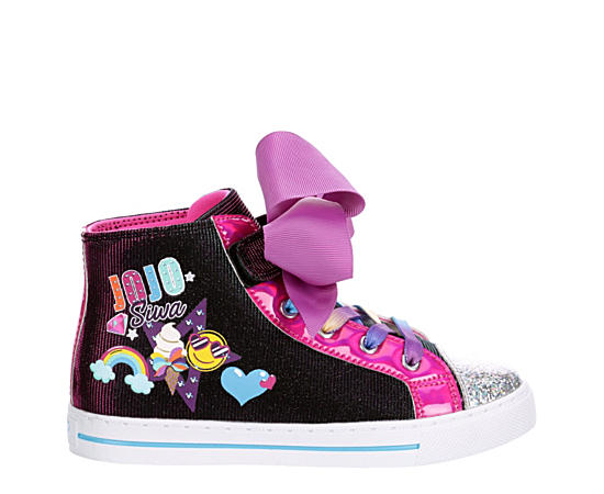 Girls Toddler Jojo Siwa High Top Sneaker