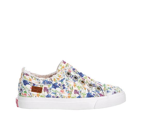 Girls Play Slip On Sneaker