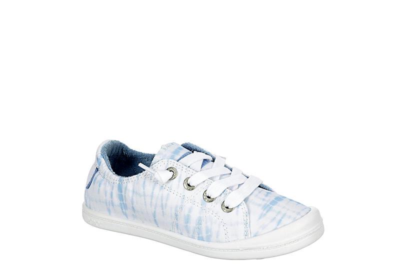 ROXY Girls Bayshore Slip On Sneaker - BLUE
