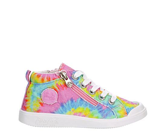 Girls Valetta-k Mid Sneaker