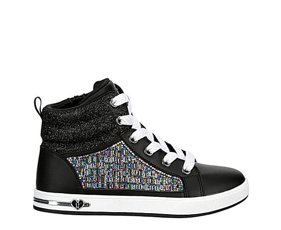 Girls Shoutouts-gem Seeker High Top Sneaker