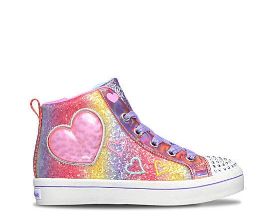 Girls Twi-lites 2.0-twinkle Bow Light Up Sneaker