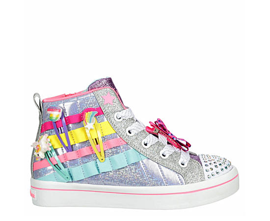 Girls Twi-lites 2.0-clip In Joy Light Up Sneaker