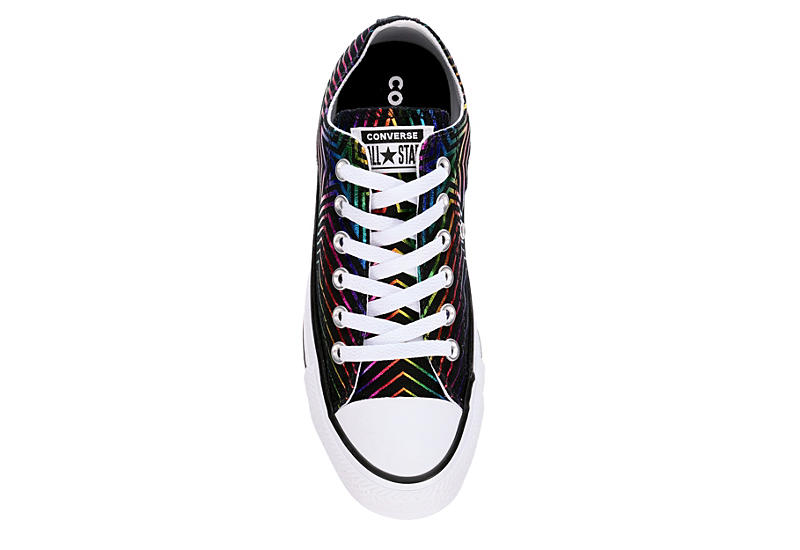 CONVERSE Womens Chuck Taylor All Star All Of The Stars - BLACK
