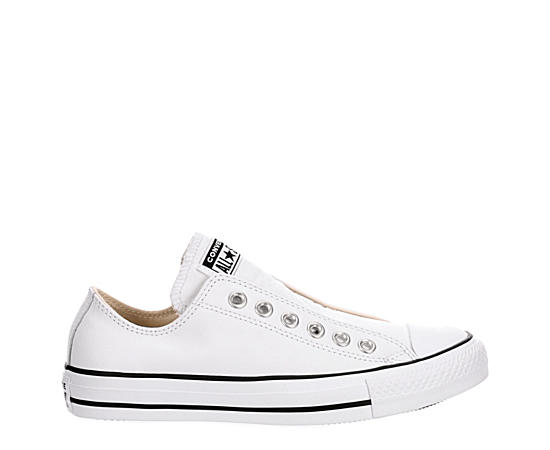 Womens Chuck Taylor All Star Slip Basic Leather