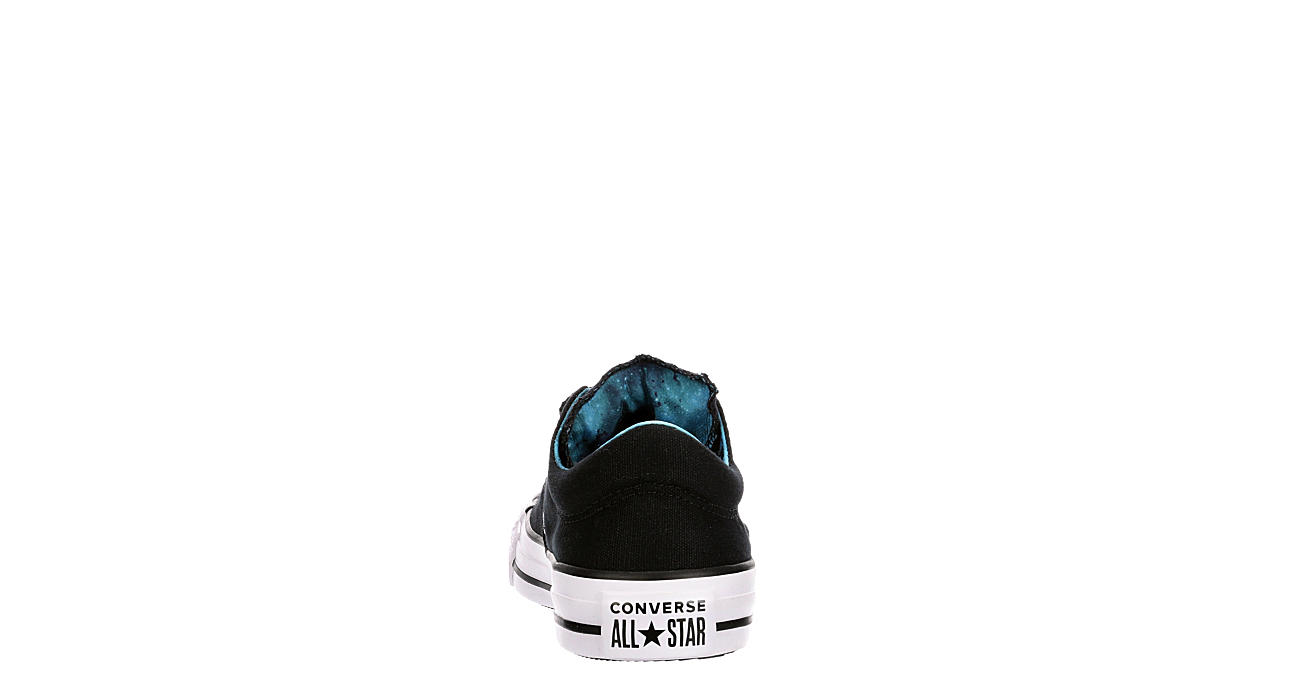 CONVERSE Womens Chuck Taylor All Star Madison Final Frontier- Ox - BLACK