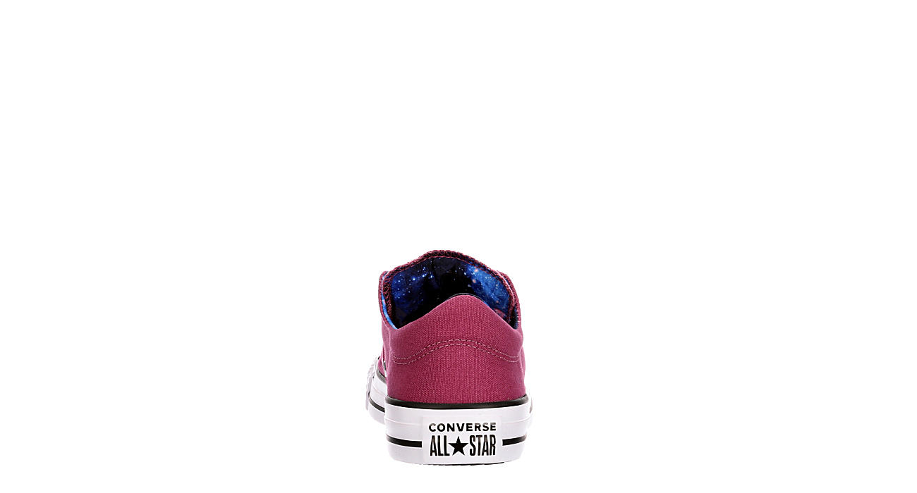 CONVERSE Womens Chuck Taylor All Star Madison Final Frontier- Ox - BURGUNDY