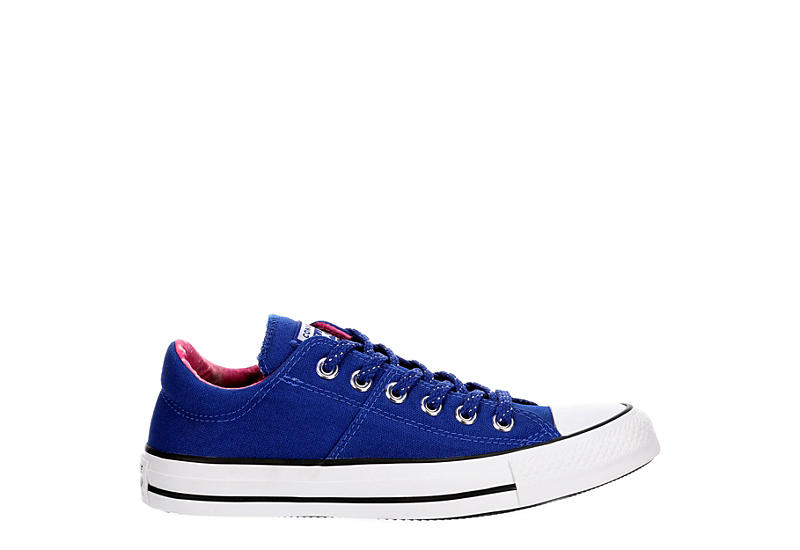 CONVERSE Womens Chuck Taylor All Star Madison Low Top Sneaker - BLUE