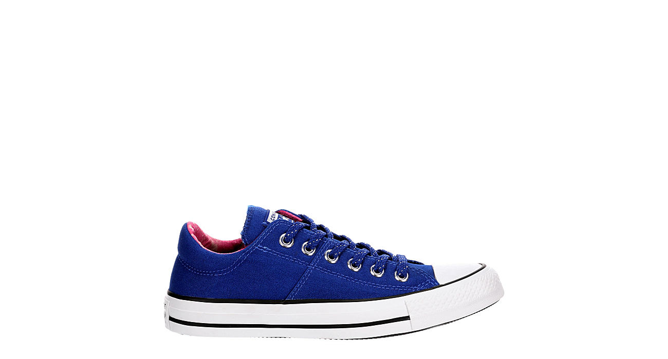 CONVERSE Womens Chuck Taylor All Star Madison Final Frontier- Ox - BLUE