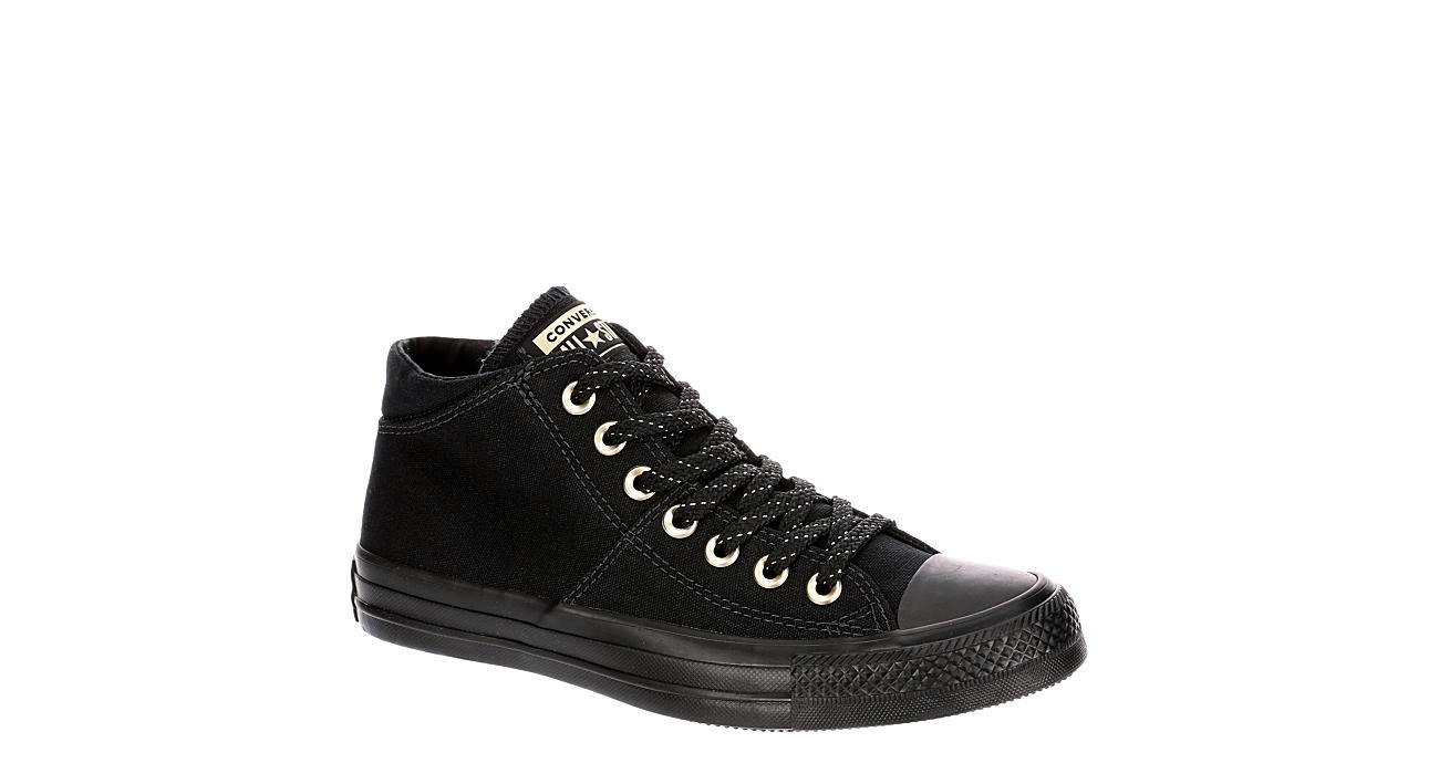 CONVERSE Womens Chuck Taylor All Star Madison Final Frontier - Mid - BLACK