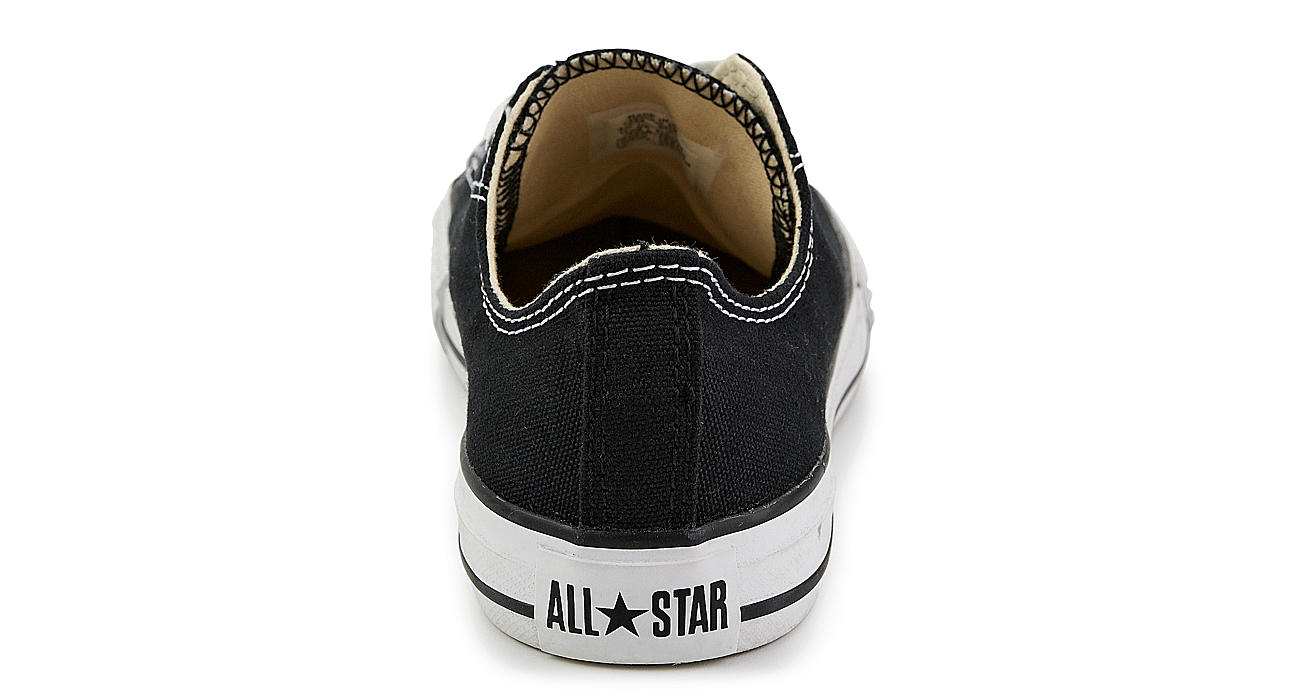 CONVERSE Unisex Chuck Taylor All Star Low - BLACK