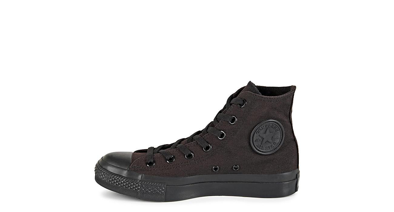 CONVERSE Unisex Chuck Taylor All Star High Top Sneaker - BLACK