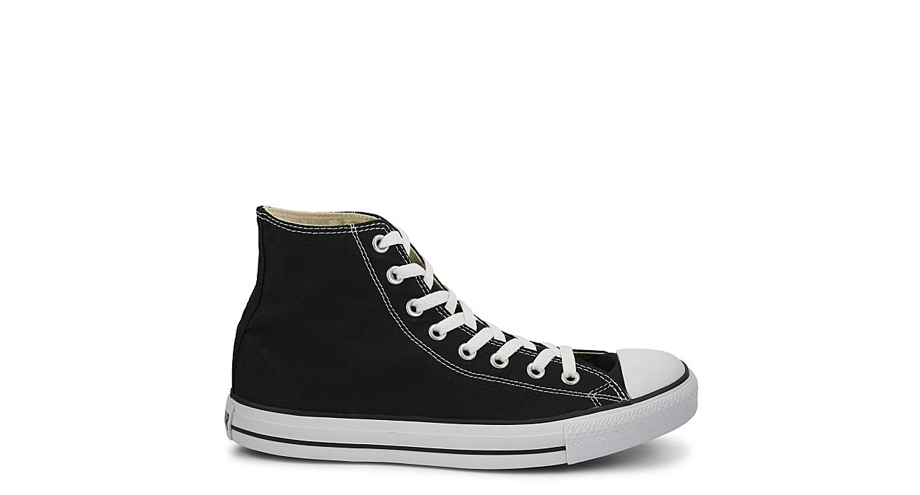 be961584da4e76 Converse Unisex Chuck Taylor All Star Hi - Black