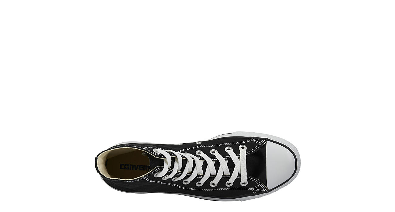 ConverseCHUCK TAYLOR ALL STAR - High-top trainers - almost black/tan/white