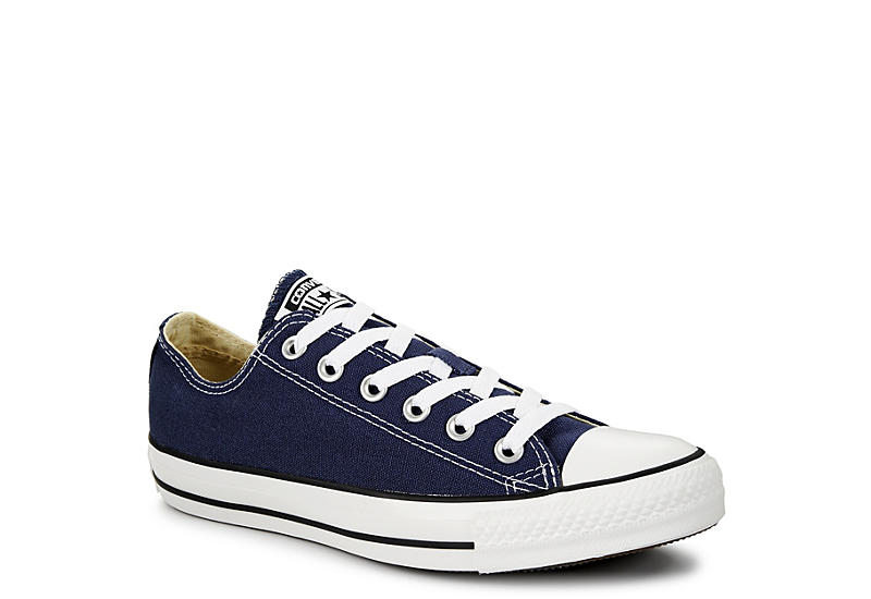 Navy Converse Unisex Chuck Taylor All Star Low Top Sneaker  3cc5694af