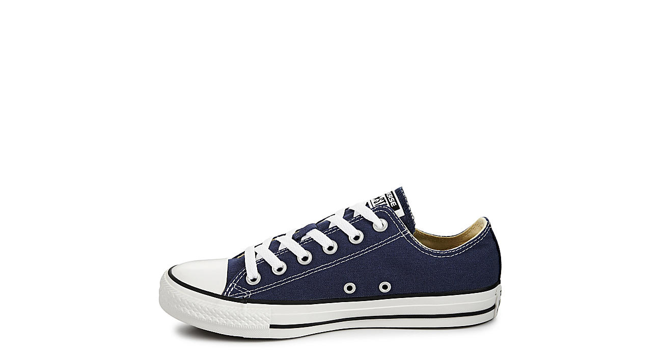 Navy converse unisex chuck taylor all star low athletic rack converse unisex chuck taylor all star low geenschuldenfo Images