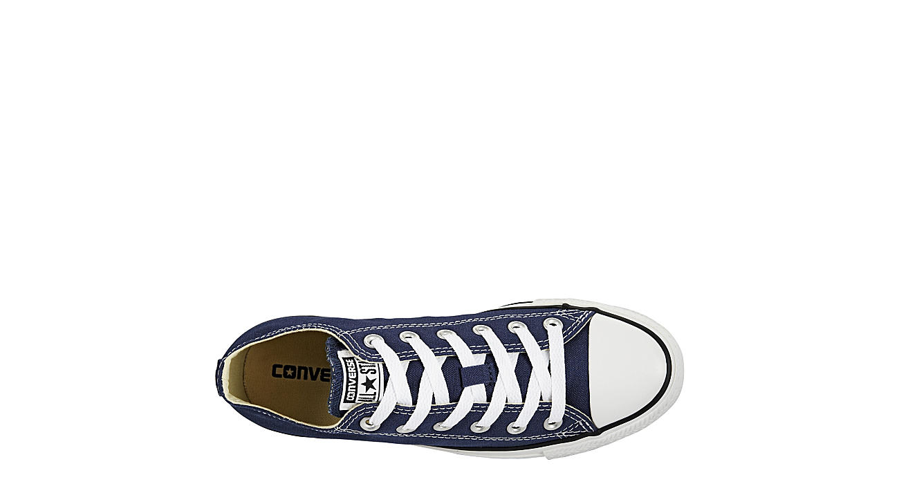 CONVERSE Unisex Chuck Taylor All Star Low Top Sneaker - NAVY