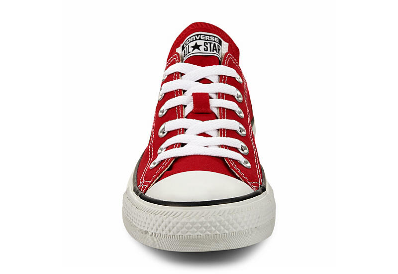 CONVERSE Unisex Chuck Taylor All Star Low - RED